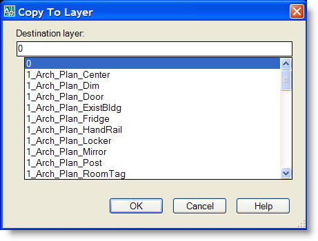 Autocad 2008 copy to layer caddmanager blog for Copy cad