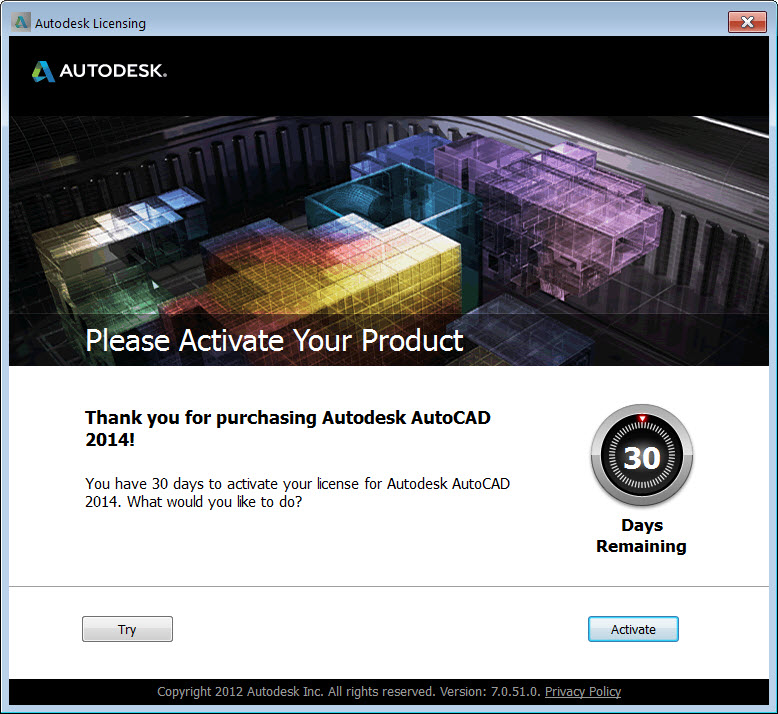 product key serial number autocad 2014