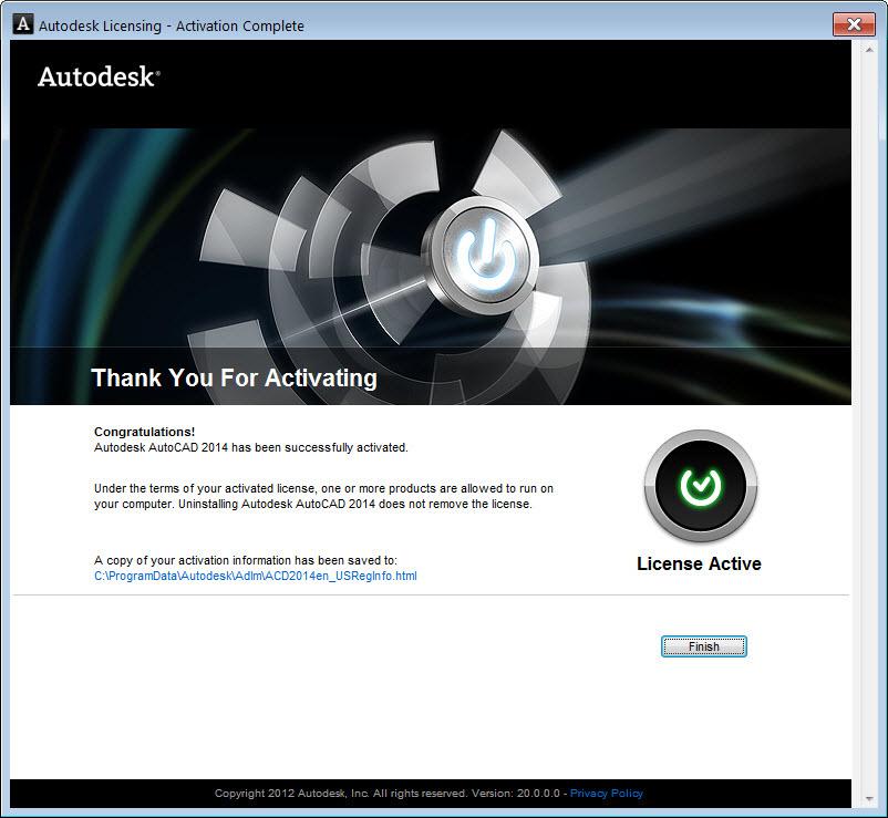 AutoCAD 2018 Activator